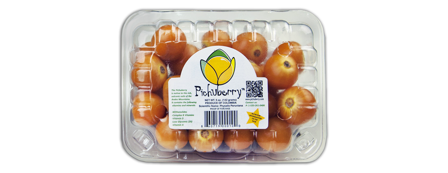 pichuberry fruit